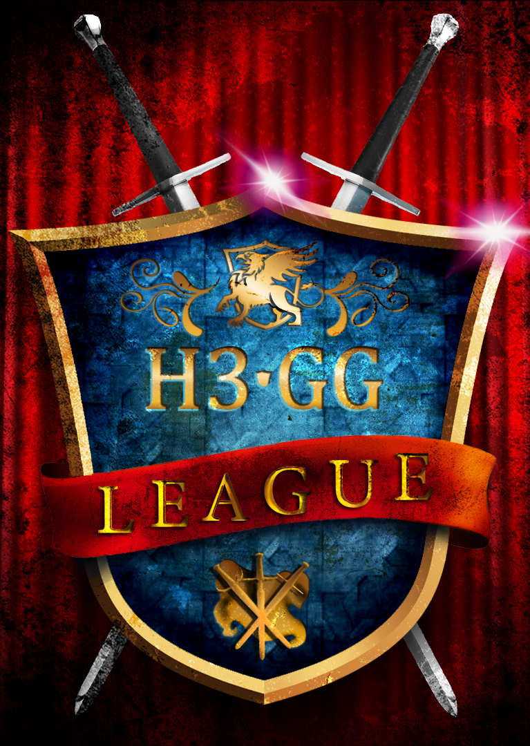 H3gg League Season 2 logo